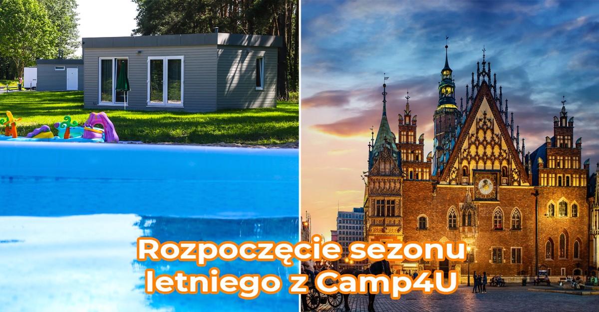 Rozpoczęcie sezonu letniego z Camp4U. Wycieczka z przewodnikiem!